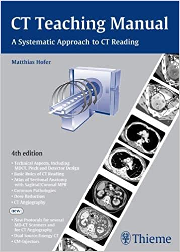 Couverture du livre de CT Teaching Manual: A Systematic Approach to CT Reading (Inglés) Tapa blanda – Ilustrado, 24 noviembre 2010