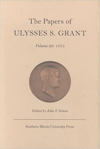 amazon the papers of ulysses s grant pondering a third