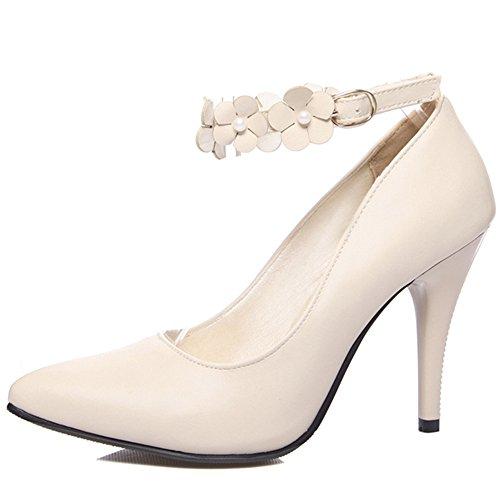 Fashion HeelHeels - Zapatos de tacón  mujer Beige