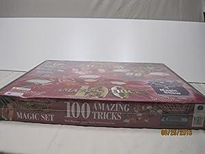 Lance Burton Magic Set 100 Amazing Tricks