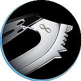 Eclipse Figure Skating Blades - Infinity Titanium