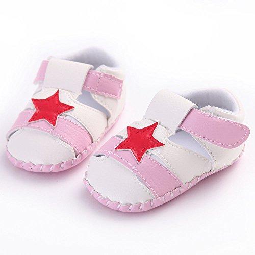 waylongplus Infant Cute Prewalker infantil antideslizante suave de bebé Zapatillas Zapatos gadgetsfr Big Star Talla:13 (12-18 Months)