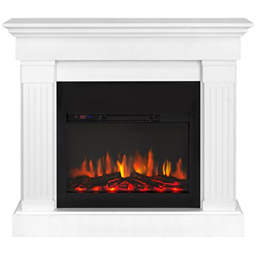 The 8 best fireplace mantels with columns
