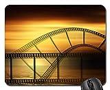 Mouse Pad - Filmstrip Slide Show Presentation Slideshow