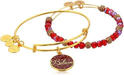 Alex Ani Holiday Believe Bracelet