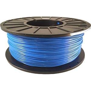 WOL 3D Premium 3D Filament (Blue, PLA 2.85 mm) …