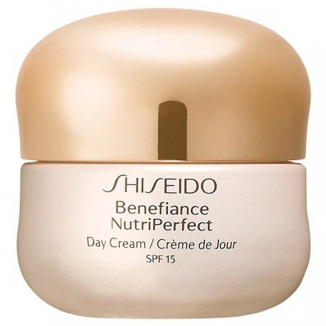 Benefiance Nutriperfect Day Cream Spf 15 Anti-Aging Face Cream 50 Ml by Shiseido