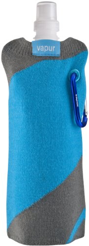 vapur-sweater-water-bottle-cover-blue-stripe