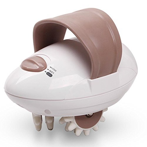 Mokde Mondge Weight Loss & Fat Burning 3D Mini Electric Full Body Massager Roller Cellulite Massaging Smarter Device Relieve Tension