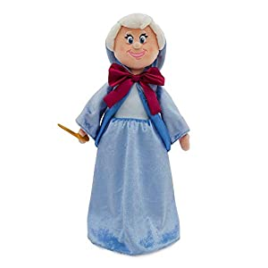 Disney Cinderella's Fairy Godmother Plush Doll – Medium – 18 inches