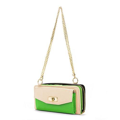 Vista Lime Flex Womens Collection G Case Wallet Vigor for amp; G3 G3 Cream LG Venice qfv6xT