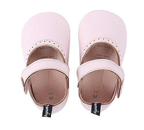 Leather Walking Mary Janes - 2