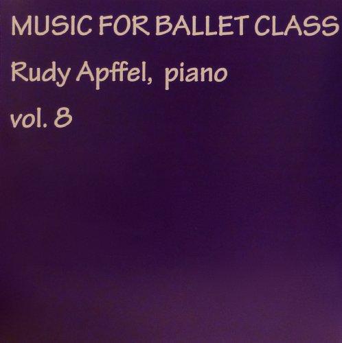 Music for Ballet Class, Vol .8