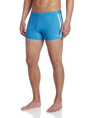 656ef71e59 Speedo Men's Xtra Life Lycra Shoreline Square Leg Swimsuit, Teal, Medium  (B0096Q9IHK) | Amazon price tracker / tracking, Amazon price history  charts, ...