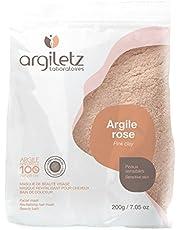 Argile Rose Ultra Ventilée en sachet 200g- ARGILETZ