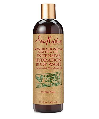- SheaMoisture Manuka Honey & Mafura Oil Intensive Hydration Body Wash | 13 fl. oz.