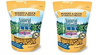 Natural Balance L.I.T. Limited Ingredient Small Breed Dog Treats 8 oz. 1 8