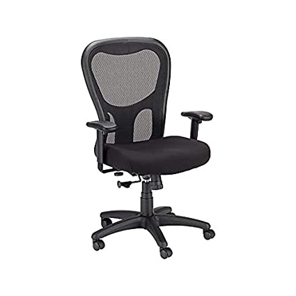 66fd7bd92 Amazon.com  Tempur-Pedic TP9000 Ergonomic Mesh Mid-Back Executive Chair   Black  Kitchen   Dining