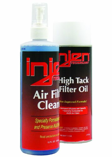 Injen Technology X-1030 Air Filter Cleaning Kit ()