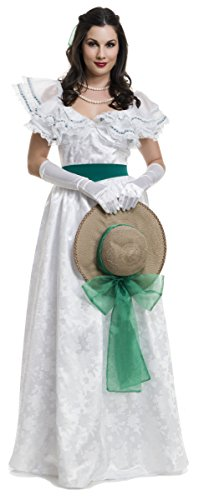 Southern Belle Adult Costume - Small - Southern Belle Costumes Women