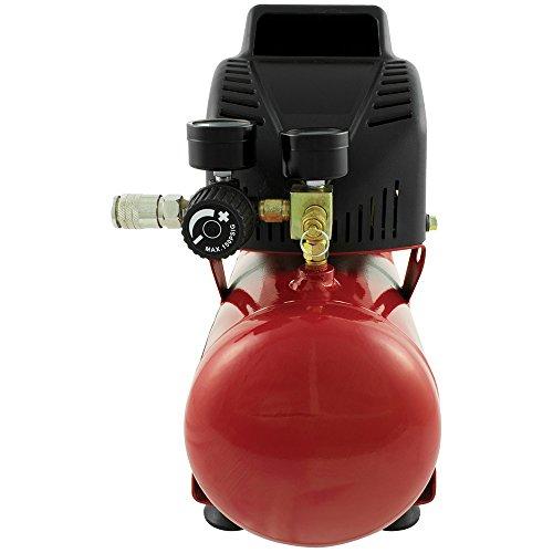 Pro-Force vpf0000201 2-GALLON sin aceite compresor de aire con kit: Amazon.es: Bricolaje y herramientas