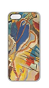 TUTU158600 Custom Cover Case with Hard Shell Protection cell phone case iphone 5s - Abstract figures