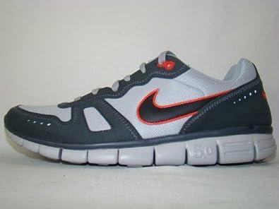 Nike Free 5.0 Waffle AC graurot Laufschuhe, Schuhgröße:EUR