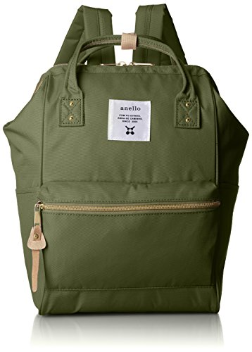 Galleon - Anello Mouthpiece Containing Backpack (Small Size) Japan Import  (Khaki) 40166d74e8