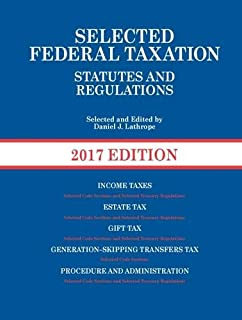 Amazon fundamentals of federal income taxation university selected federal taxation statutes and regulations 2017 with motro tax map selected statutes fandeluxe Images