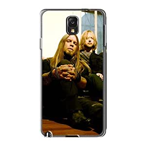 Samsung Galaxy Note3 XLR17072PUTP Support Personal Customs Attractive Drowning Pool Band Pictures Scratch Resistant Hard Phone Cover -MarieFrancePitre