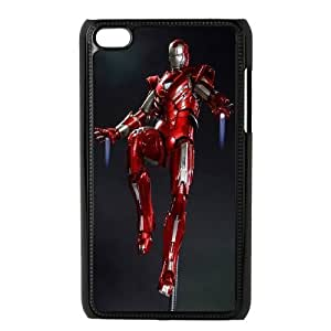 Ipod Touch 4 Phone Case Iron Man 3 F5T8267 by Maris's Diary
