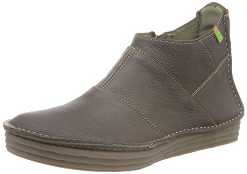 El Naturalista NF85 Soft Grain/Rice Field - Botas cortas para mujer Marrón (Brown N12)