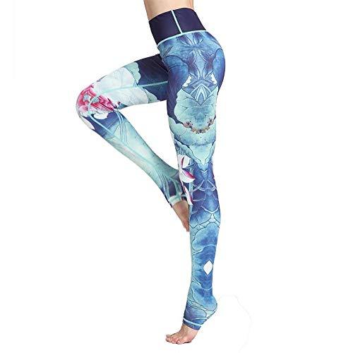 Nylon Dance Gym Gsyjk Quick Waist wash Tight Sports Chinese Elastic Workout Ink Long Leggings Dry Women Slim Pant Print Hk144 Yoga ZqZ6Svw