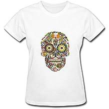 ReRabbit Poker skull Tees For womens