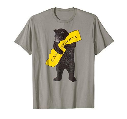 California - I Love You T-Shirt]()