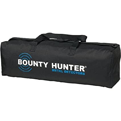 Amazon.com: Bounty Hunter Nylon Metal Detector Carrying Bag - CBAG: Garden & Outdoor