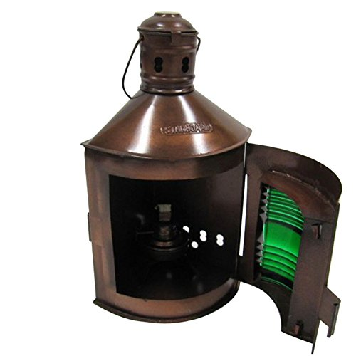 (Armor Venue Ship Light, Green (STARBOARD) Outdoor Camping)