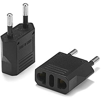 Awesome United States To Spain Travel Power Adapter To Connect North Wiring Cloud Hisonuggs Outletorg