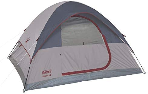 Coleman 2000030934 Highline 4-Person Dome Tent, 9 x 7