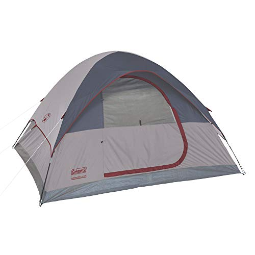 Coleman 2000030934 Highline 4-Person Dome Tent, 9 x 7'