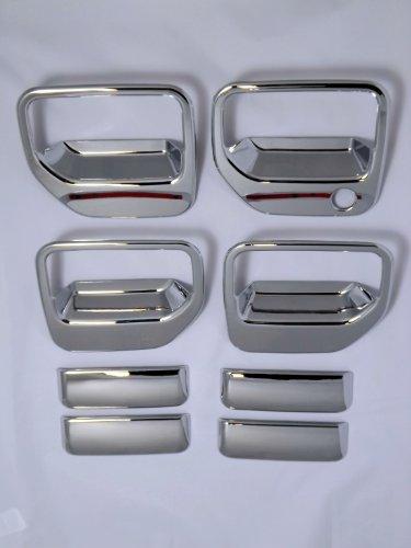Chromed Door Handle - 3