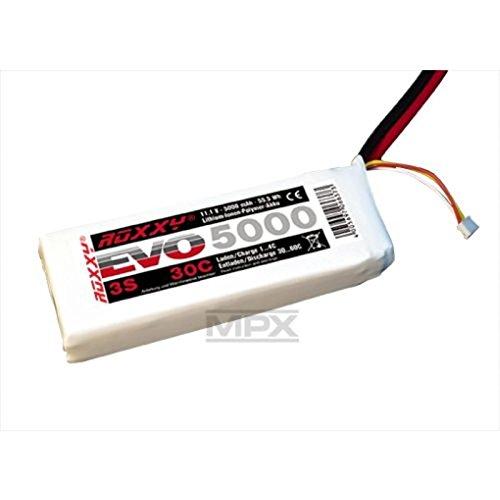 316637 - Multiplex LiPo-Akku ROXXY Evo 3-5000 30C