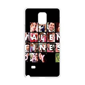 Valentines Day Samsung Galaxy Note 4 Cell Phone Case White Protect your phone BVS_737498