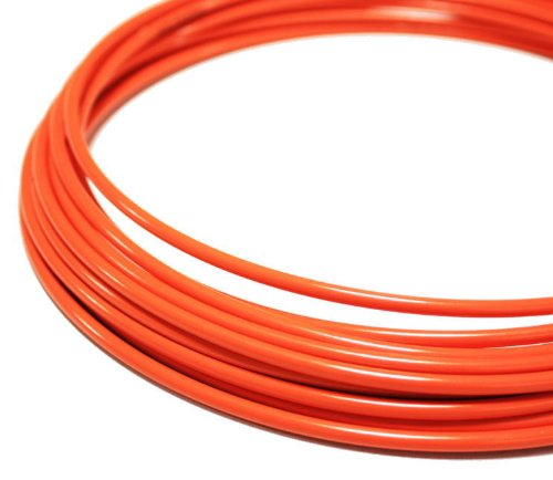 Jagwire HyFlow Disc Hose, Maxxis Orange, 3000mm, Requires Jagwire HyFlow Quick-Fit Kit -
