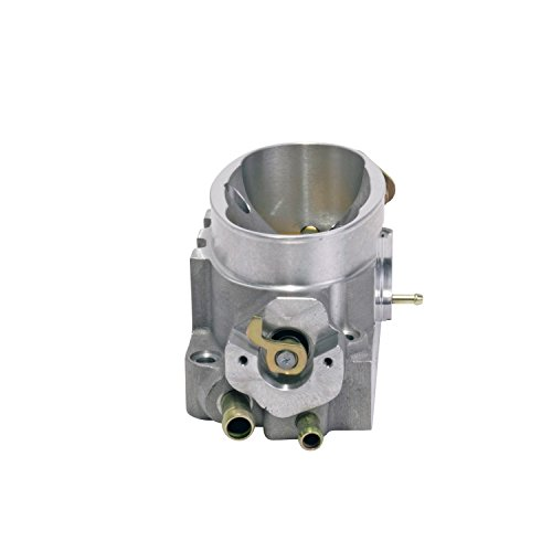 BBK 1536 Twin 58mm Throttle Body - High Flow Power Plus Series For GM 305/350 TPI ()