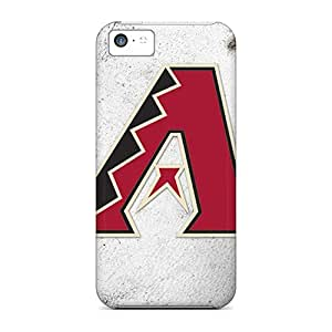 New Style Case Cover Kms113KtwO Arizona Diamondbacks Compatible With Iphone 5c Protection Case