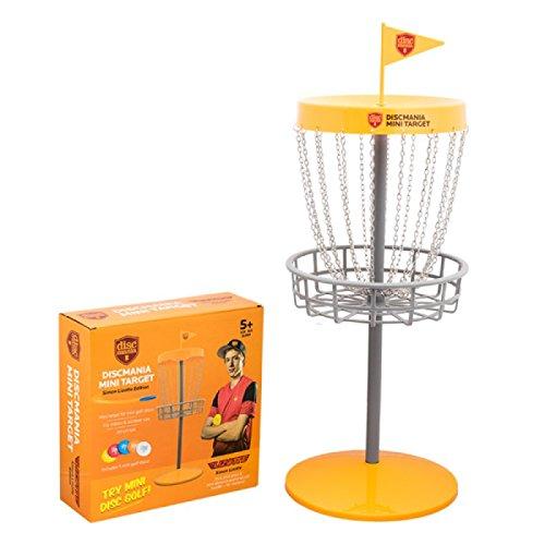 Discmania Mini Target Mini Disc Golf Basket by Discmania