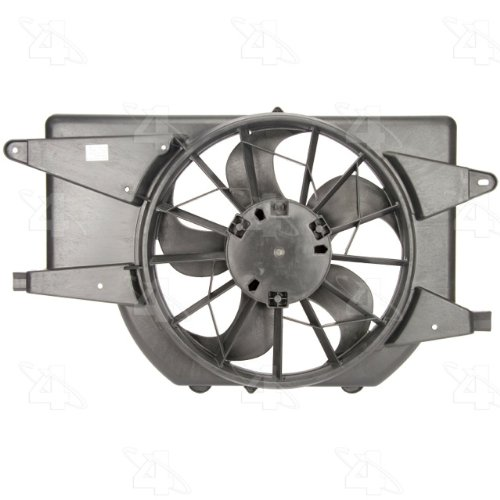 Four Seasons 75560 Cooling Fan Assembly