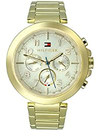 Multifunction Gold-Tone Stainless Steel Womens watch #1781450