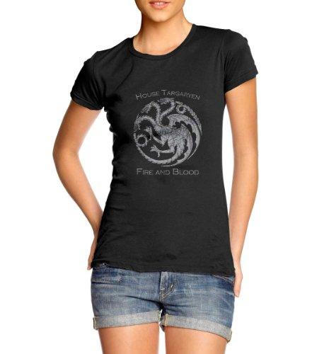 Game Of Thrones House Targaryen Dragon Sigil T-Shirt